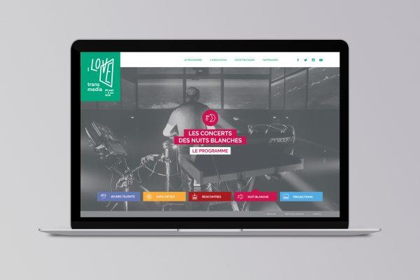 Site accueil i love transmedia