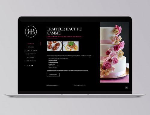 Site web de Rachel Bazin
