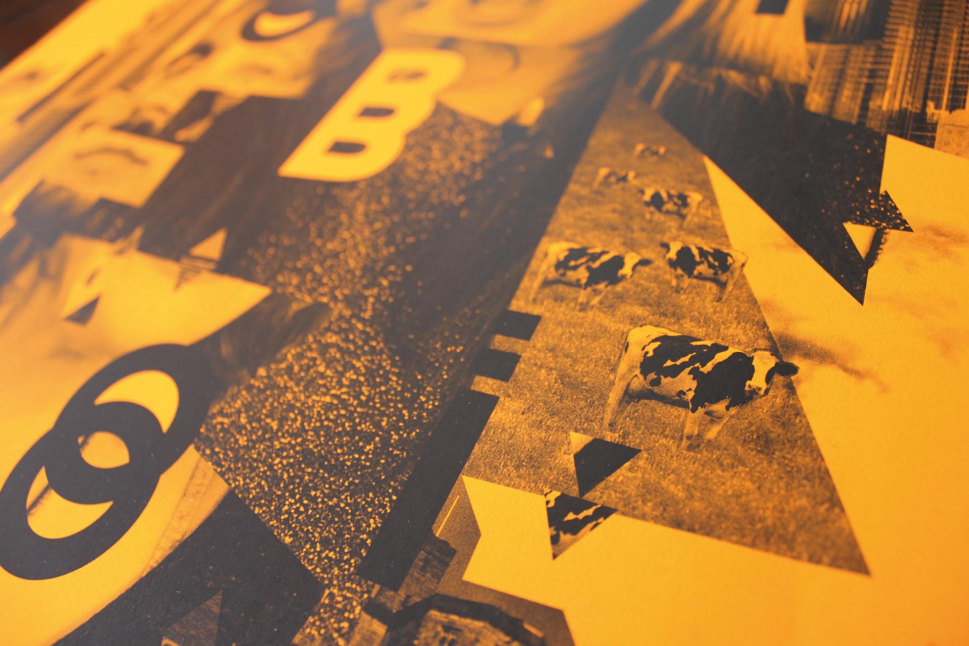 Design poster pour Toybloïd